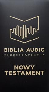 Biblia audio. Nowy Testament. Pendrive