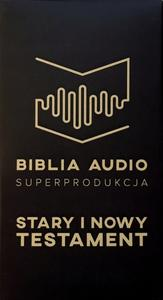 Biblia audio. Stary i Nowy Testament. Pendrive
